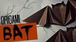 Origami : Ko'r shapalak