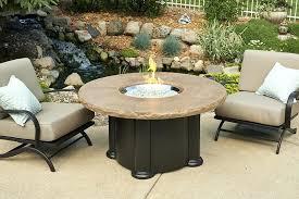 round fire pit table round fire pit table cover