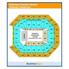 Petersen Events Center Pittsburgh Event Venue Information