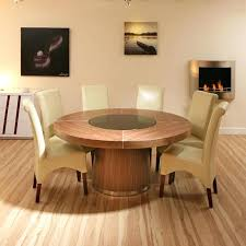 round dining table for 6 with lazy susan round dining table for 6 with lazy round
