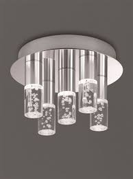 bathroom ceiling lights. bubble tube led bathroom ceiling light franklite lighting lights n