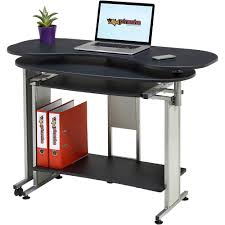 1 of 7free compact folding computer desk w shelf home office piranha furniture mako pc 3g