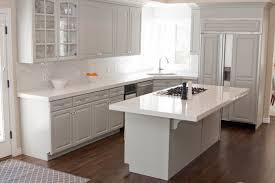 Light Grey Cabinets In Kitchen White Kitchen Light Grey Countertops 14520120170602 Ponyiexnet
