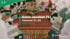 Try the suggestions below or type a new query above. Lengkap Kunci Jawaban Pai Kelas 8 Halaman 31 32 33 34 Ayo Berlatih Bab 2 Semester 1 Buku Siswa