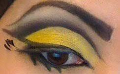 makeup queen bee tutorial