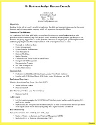 Business Analyst Resume Summary Examples Business Analyst Resume Afms100ylz It Senior Systems Samples Sample 43