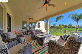 Spanish Style Ceiling Fans With Lights Spanish Style Custom Estate In Discovery Bay Country Club