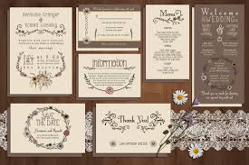 invitation t 90 gorgeous wedding invitation templates design shack