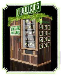 Innovative Vending Machines Adorable Farmer's Fridge Innovative Vending Machines For The Health Conscious