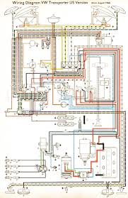 vintagebus com vw bus and other wiring diagrams electrical