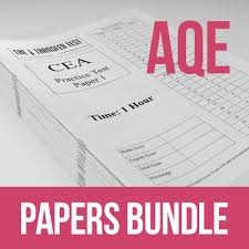 Practice Paper Aqe Cea Papers The Transfer Test