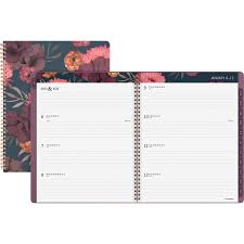 planners weekly monthly at a glance dark romance weekly monthly planner medium size yes weekly monthly 1 1 year january till january 1 week 1 week double page