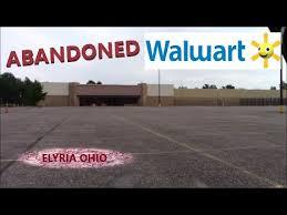 Abandoned Walmart Elyria Ohio