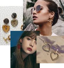 <b>Heart</b>-<b>Shaped Earrings</b> are Officially the Next Big Thing | Song of Style