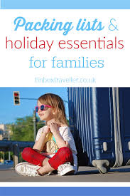 Travel Checklist The Complete Guide To Packing Lists Holiday