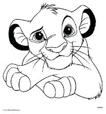 Pride Coloring Pages Lion King Simba Coloring Pages Coloring Page Of Lion King Printable