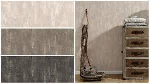Vlies Tapete Stein Wand Beton Optik Struktur Creme Beige Braun