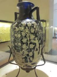 museo archeologico onale di napoli cameo glass vase from pompeii