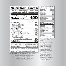 Green Mill Nutrition Chart Supplement Facts Supplement Facts Label Now Foods