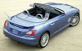 chrysler crossfire srt6. 2005 chrysler crossfire srt6 roadster exclusive road test review motor trend srt6