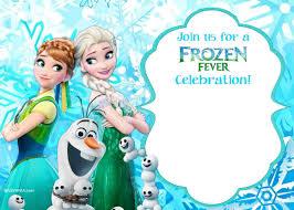 Frozen Birthday Invitations Free Printable Frozen Invitation Templates Bagvania Free