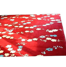 s cherry blossom area rug blue s