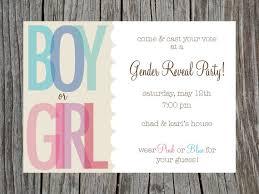 Printable Gender Reveal Party Invitations Free Printable Gender