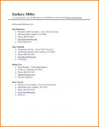Reference Page For Resume Template Custom Resume Templates Template References Page Sample Reference Sheet Job