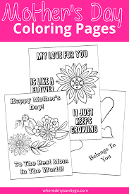 Mother's day is an annual celebration celebrated in honor of mothers in many countries. Mother S Day Coloring Pages For Kids A Fun Gift For Mom