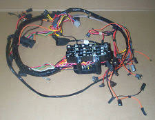 jeep cj wiring harness jeep cj oem dash wiring harness fits cj5 cj6 cj7 oem nos