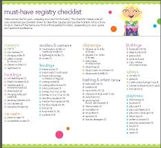 list of items needed for baby what you need for your new baby the ultimate baby checklist