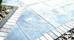 concrete pavers cost per square foot concrete patio cost pictures per square foot stamped concrete vs