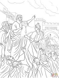 5 ezra reading the torah scroll coloring page ezra reading the torah scroll coloring page free printable on printable scroll