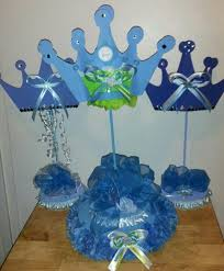 Royal Prince Baby Shower Decorations U2013 Find All You Need Here Prince Themed Baby Shower Centerpieces