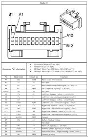 2004 Cavalier Radio Wiring Diagram 04 New Chevy Impala ...