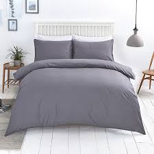 close image for sainsbury s home slate bed linen from sainsbury s