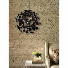 artcraft lighting air light wide abstract chandelier free today castello