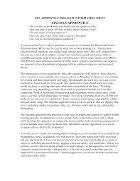 resume powerline apprentice how to write a canadian job resume example carpenter apprentice resume 5 carpenter apprentice
