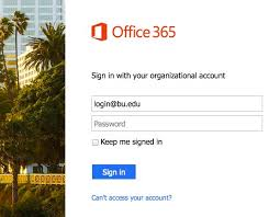 Office 365 Log In Log In To Office 365 Sharepoint Online Techweb Boston