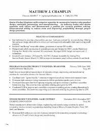 Resume. Inspirational Mechanical Engineer Resume Template ...
