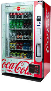 History Of Vending Machines Cool Vending Coffee System HV
