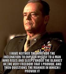 Few Good Men Quotes