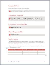 Bid Proposal Gorgeous Bid Proposal Template Word Simple Bid Proposal Template