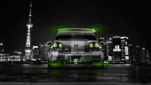 volkswagen golf gti back crystal city car