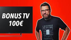 NUOVO Bonus Tv 2021 da 100€ senza ISEE - Come funziona? - YouTube