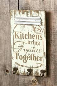 kitchen signs vintage kitchen signs elegant new primitive farmhouse chic shabby family mason jar sign at kitchen signs