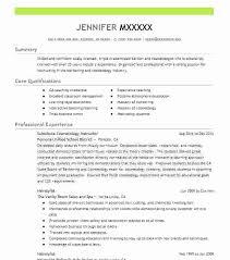 Cosmetology Resume Examples Amazing Cosmetologist Resume Examples Resume Pro