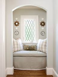 Arched Reading Nooks