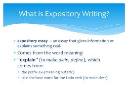 Define Expository Essay What Is An Expository Essay Definition Mistyhamel