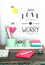 cute office desk. Wonderful Cute Cute Desk Accessories Office Ideas Swap Day Large Size Inside  Prepare  And D